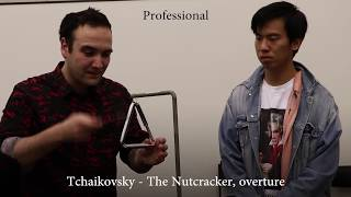 Professional vs Beginner Percussionist