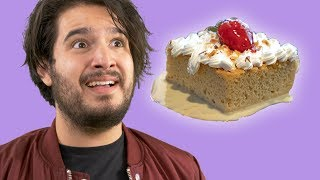 TRES LECHES   Mexican Survival Guide