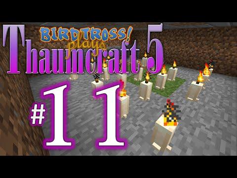 Thaumcraft 5 E03 Basic Alchemy - смотреть онлайн на Hah Life