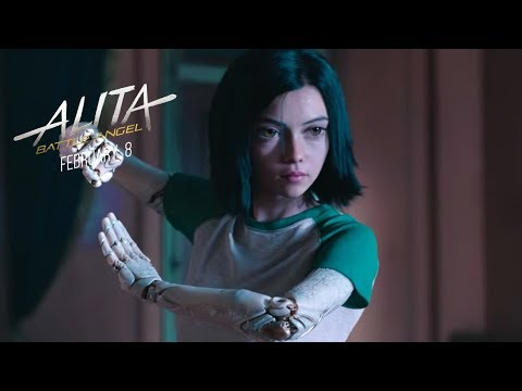Alita: Battle Angel | February 8 | Fox Star India