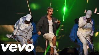 Luis Fonsi, Daddy Yankee   Despacito Ft. Justin Bieber (Purpose Tour Puerto Rico Live)