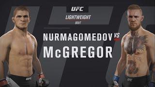 UFC 2 - Хабиб Нурмагомедов против Конора МакГрегора 2