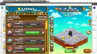 Tips for Clicker Heroes 1 0e10 late game  Preparing for last