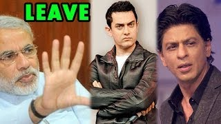 Shahrukh Khan and Aamir Khan's fake tweets about a political party GO VIRAL