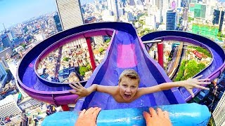 12 BANNED Abandoned Waterslides You Can't Ride Anymore!