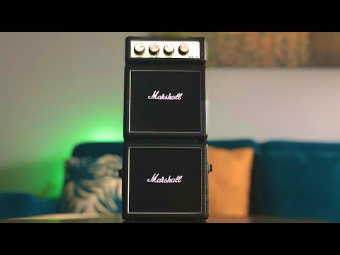 Marshall MS-4 - Le test