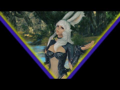 Download Final Fantasy Xiv Shadowbringers Viera Character Creatio