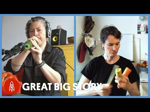 Meet the Musicians Who Play Instruments Made of Vegetables