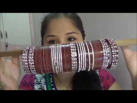 Mi coleccion de Brazaletes de la INDIA