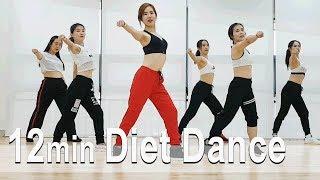 12 Minute Dance Workout. Cardio. Choreo By Sunny. SunnyFunnyFitness. Diet Dance. 홈트. 다이어트. 댄스다이어트.