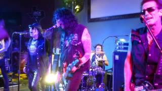 Faster Pussycat - Cathouse - @ The Leaky Barrel, San Antonio TX 7/5/17