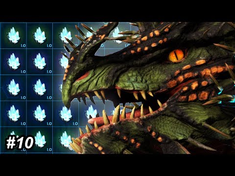 Download Gacha Breeding For The Best Loot Crystals Ark Extinction