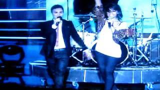I Want You - Fefe Dobson @ The Next Star Finale (TV) Sept. 27, 2009