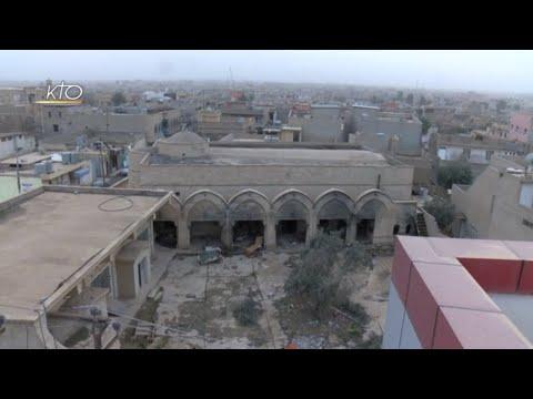 L'église Mar Sirkis et Bacchus de Qaraqosh