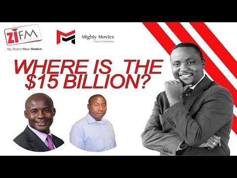 FULL VIDEO: Mliswa Speaks About The Missing $15 billion