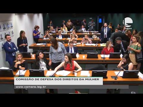 DIREITOS DA MULHER - Reunião Deliberativa - 12/11/2019 - 10:54