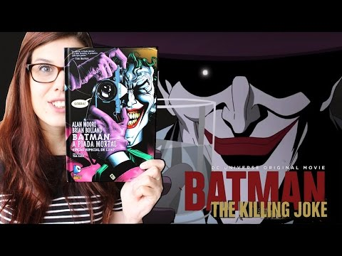 Filme Batman: A Piada Mortal (The Killing Joke)