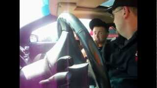 2 12'' GPI Attitudes on a Memphis Mojo 4000 watt amp in a Mitsubishi Eclipse