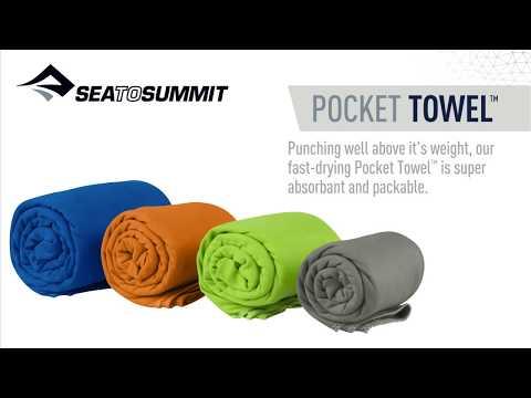 SEA TO SUMMIT ručník POCKET TOWEL 60x120 L