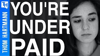 Are The Poor Getting Too Much Or Are You Just Underpaid?