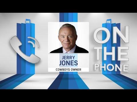 Jerry Jones Talks Dak, Garrett, Zeke & More w/Michael Irvin | The Rich Eisen Show | Full Interview