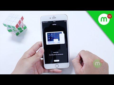 Hướng dẫn quay màn hình iPhone trên iOS 10.3.2| Video theo yêu cầu #19 | MANGOTV