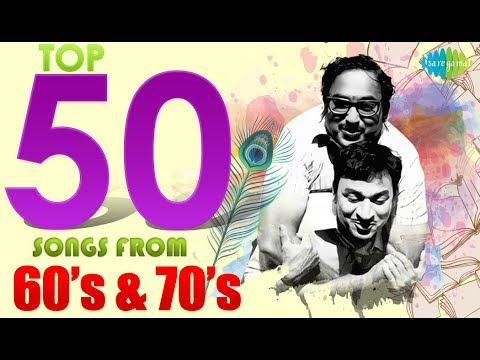 Top 50 Songs from 60's & 70's | Dr. Rajkumar, Chi.Udhayashankar | One Stop Jukebox | HD Songs