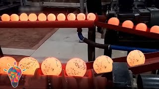 1 minute produces 1000 steel balls - Discover heavyweight productions part 3 | Technology Solutions
