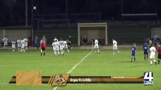 Argos Boys Soccer vs LaVille