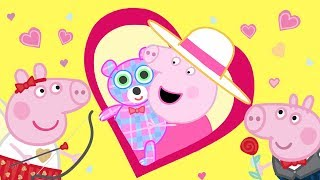 Peppa Pig Official Channel 💘 Granny Pig's Anniversary Present - Valentine's Day Special