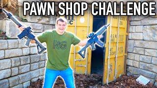 PAWN SHOP GUNS vs UNDERGROUND BUNKER!