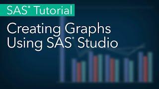 SAS Tutorial | Creating Graphs Using SAS Studio