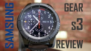 Samsung Gear S3 Frontier - Long-term Real Review