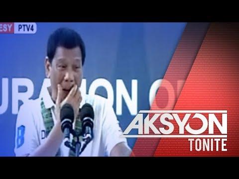 [News5] Pres. Duterte: Hindi sa wala akong bilib