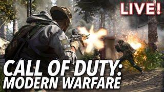 Call of Duty: Modern Warfare Open Beta (with Paul)