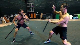 Villainous Training 'Aquaman' Behind The Scenes [+Subtitles]