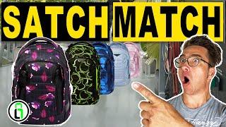 #SatchMatch - Schulrucksack weiterführende Schule - Vorstellung & Erfahrung I REVIEW