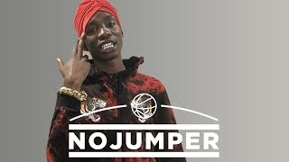 No Jumper - The Soldier Kidd Interview