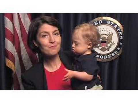Veure vídeo Down Syndrome: McMorris Rodgers