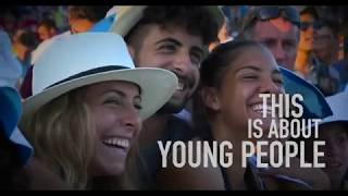 Synod for Young People: Words from the Pope and the Prelate