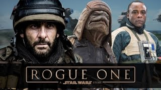 The Unsung Heroes of the Battle of Scarif - Rogue One: A Star Wars Story