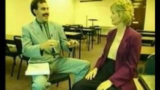 Borat Chair Joke