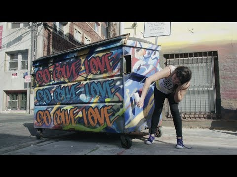 Give Love Lyric Video [Feat. LunchMoney Lewis]