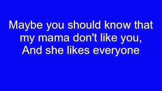 Justin Bieber - Love Yourself Lyrics