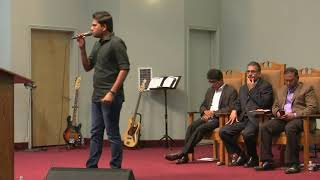HPF Annual Convention -2018.  Malayalam Worship Song. Immanuel Henry ( Yesunadha )