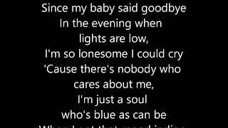 Doris Day - Mood Indigo (Lyrics)