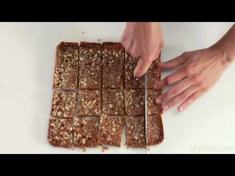 How To Make Two Layer Caramel Pecan Bars