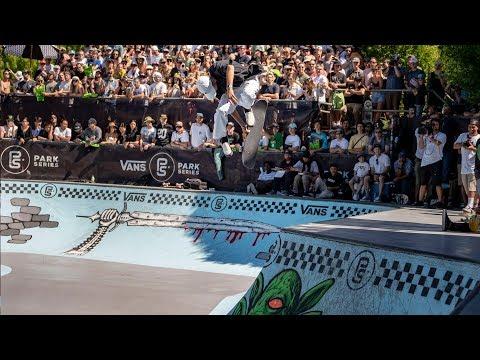 2nd Place - Ivan Federico 85.43 | 2018 Vancouver, Canada | Vans Park Series