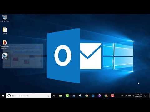 Beginner's Guide to Microsoft Outlook - YouTube