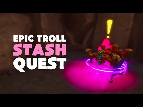 Epic Troll Quest Guide   Fortnite (Save the World)